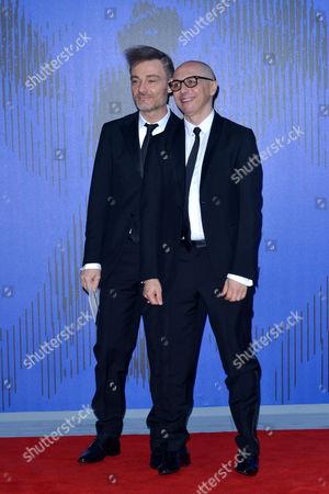 Tommaso Aquilano and Roberto Rimondi
