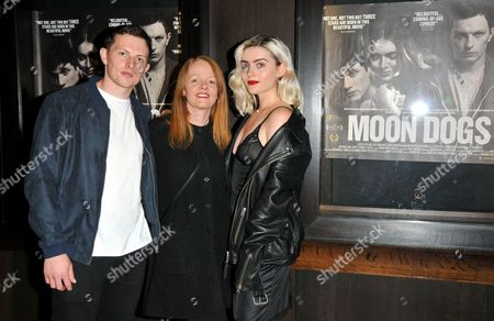 Jack Parry-Jones, Kathy Speirs and Tara Lee