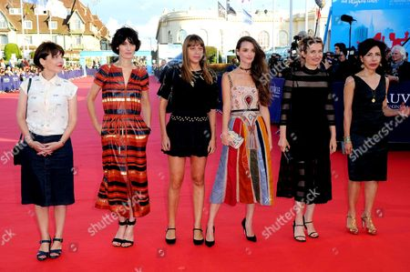 Editorial photo of 43rd Deauville American Film Festival, Opening Ceremony, France - 01 Sep 2017