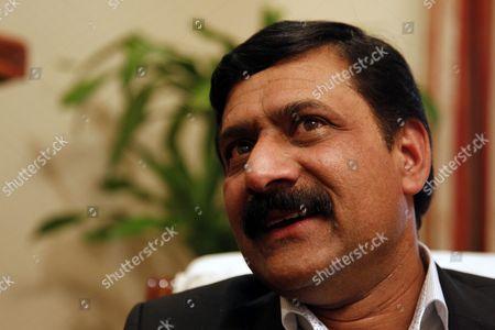 Stock Image of Ziauddin Yousafzai