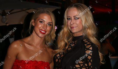 Aneta Sablik and Jenny Elvers