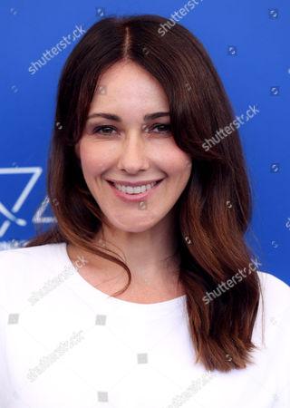 Stock Image of Anita Caprioli