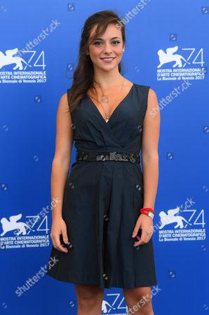 Editorial picture of 'La Vita In Comune' photocall, 74th Venice International Film Festival, Italy - 02 Sep 2017