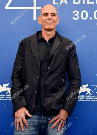 Israeli movie director Samuel Maoz poses  during a photocall for 'Foxtrot' at the 74th annual Venice International Film Festival, in Venice, Italy, 02 September 2017. The movie is presented in the official competition 'Venezia 74' at the festival running from 30 August to 09 September.