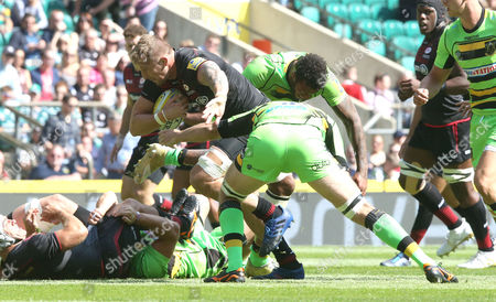 Dominic Day of Saracens