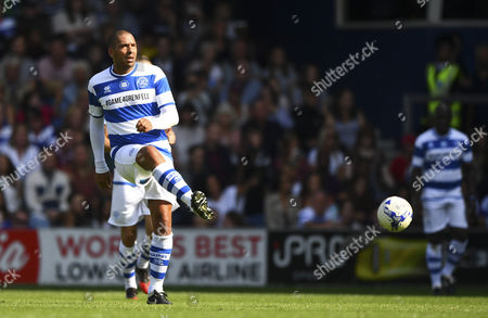 Stan Collymore of Team Ferdinand