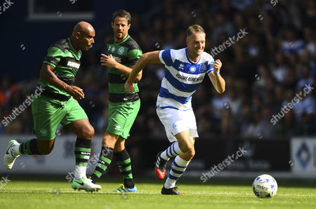Editorial image of Game4Grenfell, Grenfell Tower Charity Match, Loftus Road, London, UK - 02 Sep 2017