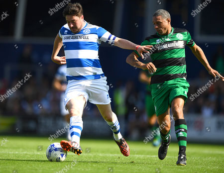 Editorial photo of Game4Grenfell, Grenfell Tower Charity Match, Loftus Road, London, UK - 02 Sep 2017