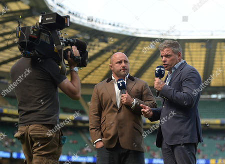 Channel 5 Aviva Premiership Rugby Presented by David Flatman and Mark Durden-Smith