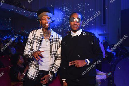 Editorial picture of BMI R&B and Hip Hop Awards, Atlanta, USA - 31 Aug 2017