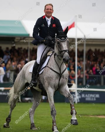 Oliver Townend (GBR) on Ballaghmor Class wins the Land Rover Burghley Horse Trials 2017 He became the first British winner at Burghley since William fox-Pitt six years ago.