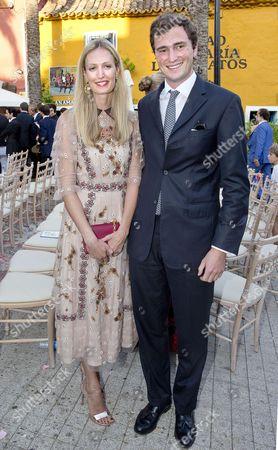 Elisabetta (Lili) Rosboch von Wolkenstein and Prince Amedeo