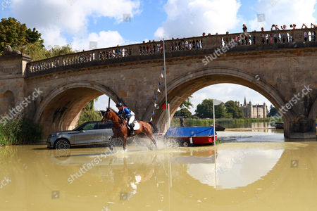 Editorial photo of The Land Rover Burghley Horse Trials, Stamford, UK - 02 Sep 2017