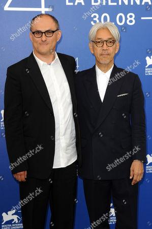 Stephen Nomura Schible, Ryuichi Sakamoto