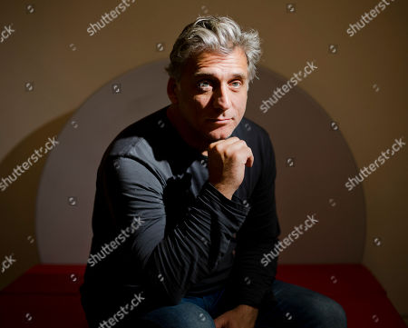 "Stock Photo of Actor Lior Ashkenazi poses for portraits for the film ""Foxtrot"" at the 74th Venice Film Festival in Venice, Italy"