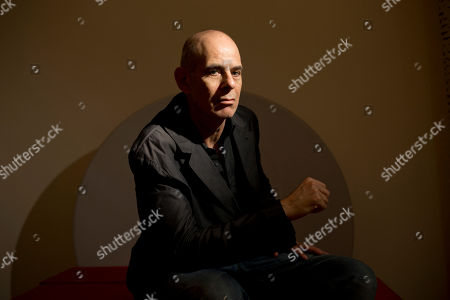 """Director Samuel Maoz poses for portraits for the film """"Foxtrot"""" at the 74th Venice Film Festival in Venice, Italy"""