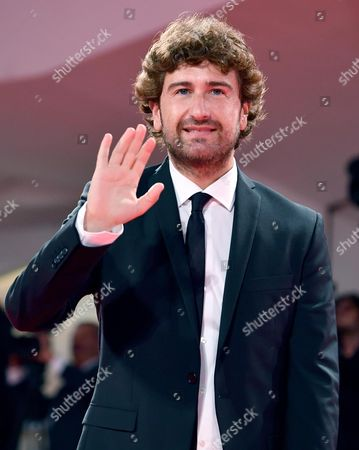 Italian actor Alessandro Siani arrives for the Kineo Award at the 74th Venice Film Festival in Venice, Italy, 03 September 2017. The festival runs from 30 August to 09 September.