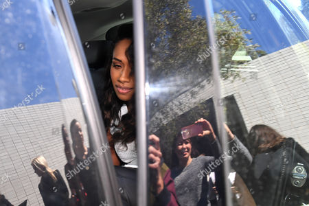 Editorial picture of Former Australian Idol contestant Paulini Curuenavuli pleads guilty to license bribery charges, Sydney, Australia - 04 Sep 2017