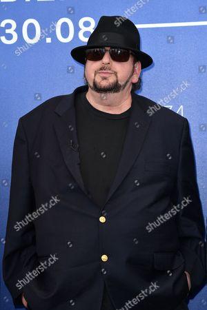 Director James Toback