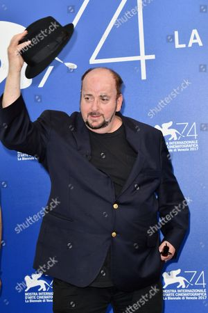 Stock Photo of Director James Toback