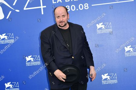 Stock Picture of Director James Toback
