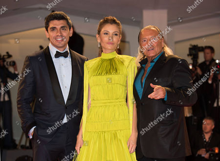 Editorial photo of 'The Leisure Seeker' premiere, 74th Venice Film Festival, Italy - 03 Sep 2017