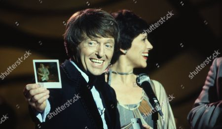 Stock Image of Paul Daniels and Lorna Dallas