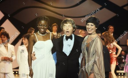 Patti Boulaye, Paul Daniels, Lorna Dallas