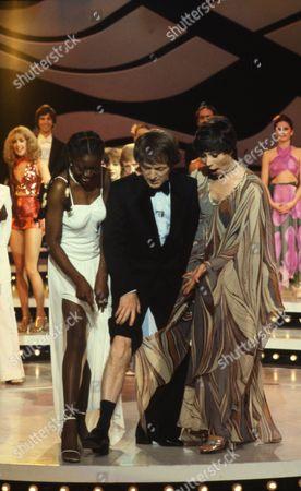 Editorial photo of 'Blackpool Bonanza' TV Series - 1978