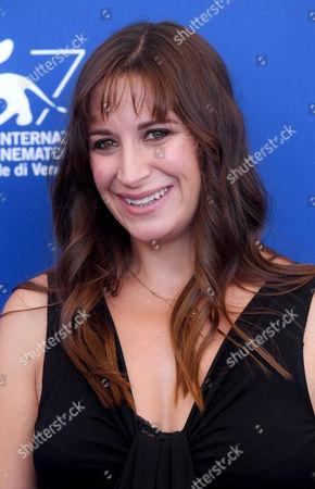 Stock Image of Karina Fernandez