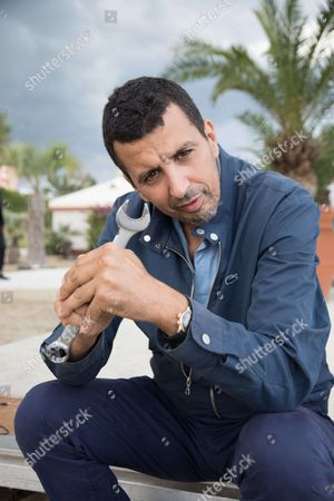 Stock Picture of Samir Guesmi