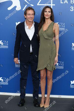 John Branca and Jenna Hurt