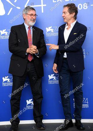 John Landis and John Branca