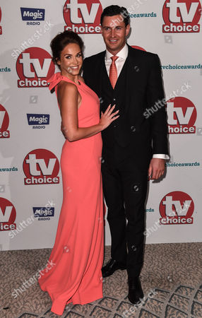 Vicky Pattison and John Noble