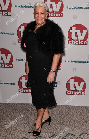 Editorial picture of The TV Choice Awards, Arrivals, The Dorchester, London, UK - 04 Sep 2017