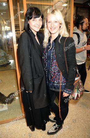 Olivia Singer and Harriet Verney