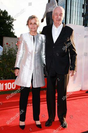 Armin Mueller-Stahl mit Ehefrau Gabriele
