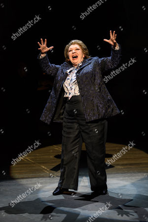 Editorial photo of 'Follies' play, National Theatre, London, UK - 04 Sep 2017
