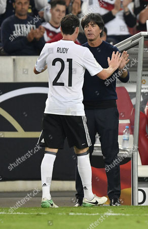 Sebastian Rudy (GER), Joachim Jogi Loew (GER)