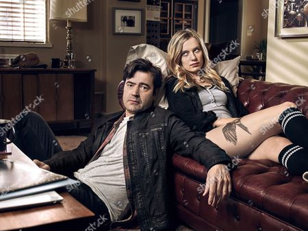 Ron Livingston, Anja Savcic