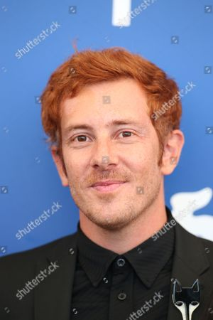 Editorial picture of 'The Night I Swam' photocall, 74th Venice International Film Festival, Italy - 05 Sep 2017