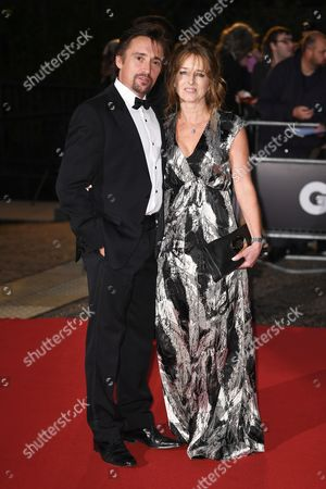 Richard Hammond and Mindy Hammond
