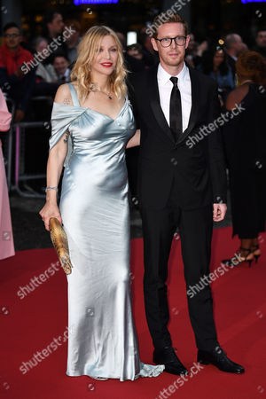 Courtney Love and Nicholas Cullinan