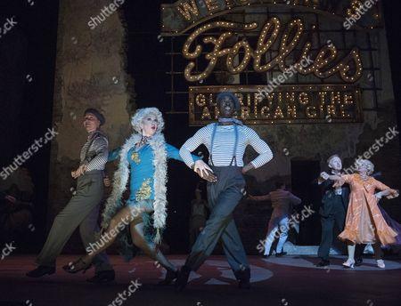 Michael Vinsen, Geraldine Fitzgerald as Solange, Jordan Shaw, Billy Boyle as Theodore, Norma Atallah as Emily