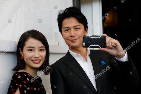 Editorial picture of Film Festival Sandome No Satsujin Photo Call, Venice, Italy - 05 Sep 2017