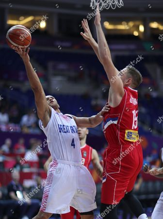 Editorial photo of FIBA EuroBasket 2017, Istanbul, Turkey - 05 Sep 2017
