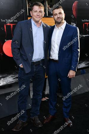 Seth Grahame-Smith and David Katzenberg