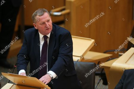Alex Rowley, Deputy and acting Leader of the Scottish Labour Party