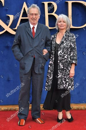 Stock Photo of Stephen Frears and Anne Rothenstein