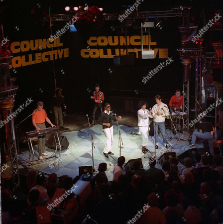 The Council Collective - Mick Talbot, Dizzy Hite, Junior Giscombe, D.C. Lee, Paul Weller and Steve White